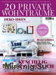 20 Private Wohntraume - Dezember 2018/Januar 2019