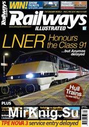 Railways Illustrated - January 2019