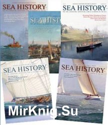 Sea History - 2018 Full Year Issues Collection