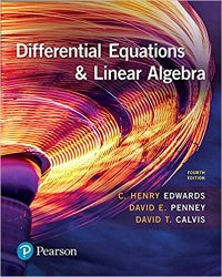 Differential Equations and Linear Algebra, 4th Edition