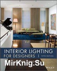 Interior Lighting for Designers 5th Edition