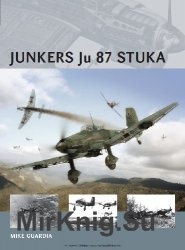 Junkers Ju 87 Stuka (Osprey Air Vanguard 15)