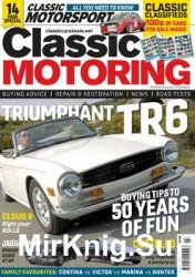 Classic Motoring - March 2019