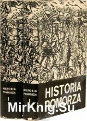 Historia Pomorza do roku 1466 Tom 1. Cz. 1 i 2