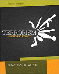 Terrorism and Homeland Security, 8th Edition