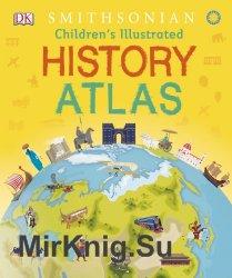 Childrens Illustrated History Atlas