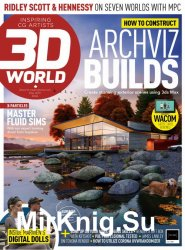 3D World Issue 246 2019