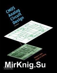 CMOS Analog Circuit Design, 3rd edition