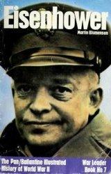 Ballantine's Illustrated History of World War II. War Leader №7 - Eisenhower