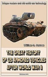 The Great History of US Armored Vehicles after World War II: Unique modern and old world war technology