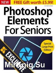 BDM's - Photoshop Elements For Seniors 2019
