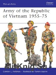 Army of the Republic of Vietnam 1955-75 (Osprey Men-at-Arms 458)
