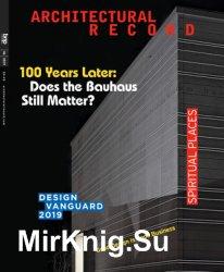 Architectural Record - June 2019