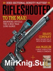 Rifle Shooter - July/August 2019