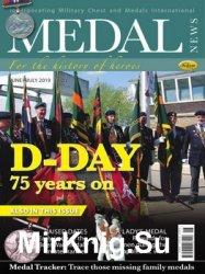 Medal News - June/July 2019