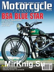 Motorcycle Classics - July/August 2019