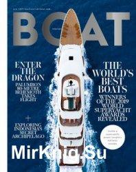 Boat International - July 2019
