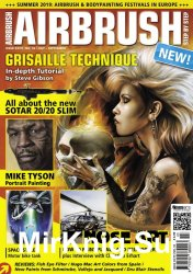 Airbrush Step by Step Issue 52 2019