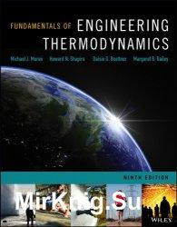 Fundamentals of Engineering Thermodynamics, 9th Edition