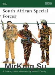 South African Special Forces (Osprey Elite 47)