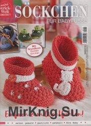 Meine Strick-Welt - Sockchen fur Babyfusse MW003 2019