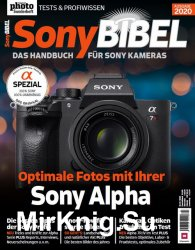 Digital PHOTO Sonderheft - Sony Bibel Nr.1 2020
