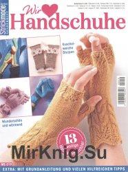 Meine Strickmode - Handschuhe MS019 2019