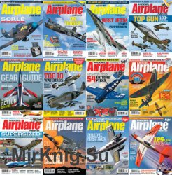 Model Airplane News – 2019 Full Year Issues Collection
