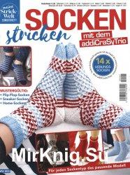 Meine Strick-Wel - Socken Stricken MW005 2019