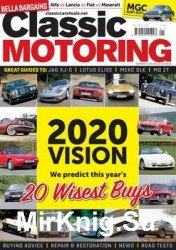 Classic Motoring - January 2020