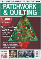 Patchwork & Quilting UK №310 2019