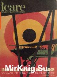 La Bataille de France 1939-1940 Volume VII: L'Aeronautique Militaire Belge Partie 1 (Icare №74)