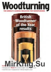 Woodturning - Issue 334