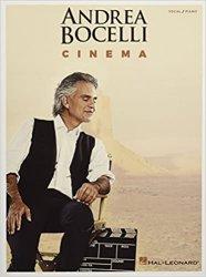 Andrea Bocelli - Cinema (Vocal Piano)