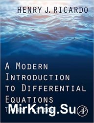 A Modern Introduction to Differential Equations, Third Edition