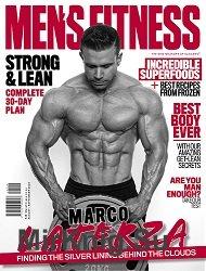 Men's Fitness SA – August/September 2020