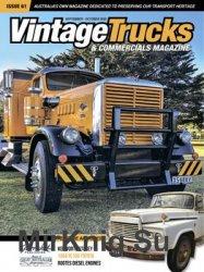 Vintage Trucks & Commercials - September/October 2020