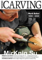 Woodcarving - Issue 177