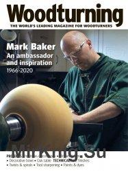 Woodturning - Issue 350