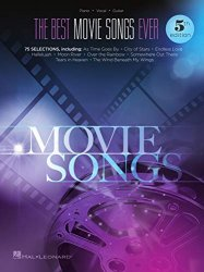 The Best Movie Songs Ever Songbook, 5th Edition