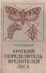 Краткий определитель вредителей леса (1979)