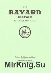 Die Bayard Pistole Kal. 7.65 und .380-9 mm kurz
