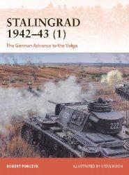 Stalingrad 1942–43 (1) (Osprey Campaign 359)
