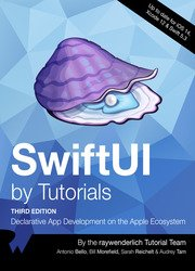 SwiftUI by Tutorials (3rd Edition)