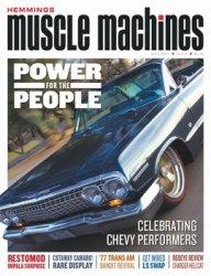 Hemmings Muscle Machines - April 2021