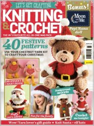 Let's Get Crafting Knitting & Crochet №126 2020