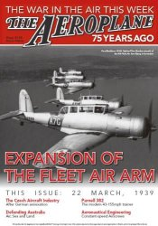 Expansion of Fleet Air Arm (The Aeroplane 75 Years Ago)