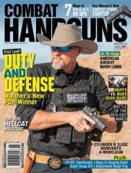 Combat Handguns - May/June 2021