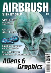 Airbrush Step by Step Issue 59 2021