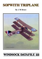Sopwith Triplane (Windsock Datafiles 22)